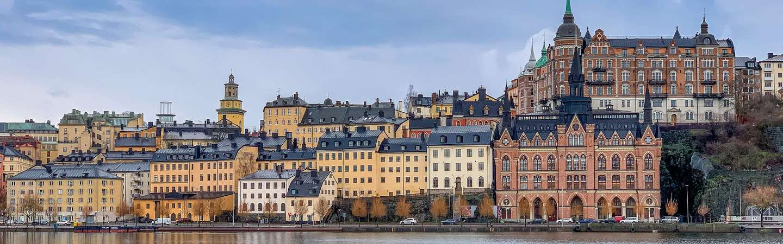 Schweden Urlaub in Stockholm